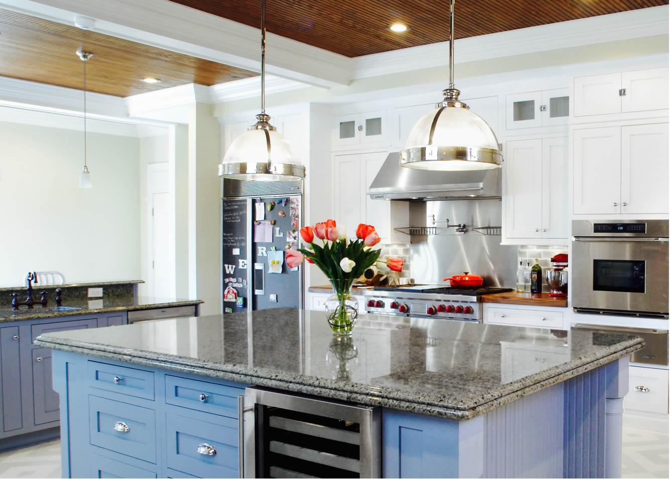 the jamestown kitchen – cks design studio